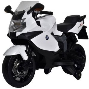 Bikes - WHEEL POWER BABY BMW BIKE 283 WHITE (12 VOLT)