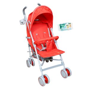 Harry & Honey Baby Laurel Pram Red Free Wipes
