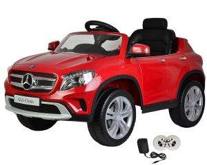 Wheel Power Baby Battery Operated Ride On Mercedes Red Car - ( Code - Gla653-red )