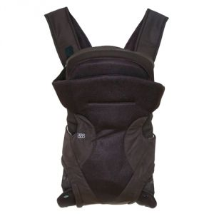 Baby carriers - HARRY & HONEY BABY CARRIER (BABY BOO) 4008 CHOCOLATE BREOWN