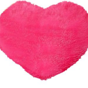 Harry & Honey Little Heart Pink Cushion (10 Inches)