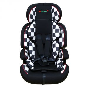 Car seats - HARRY & HONEY HIGH BACK BABY CAR SEAT LB515  BLACK-WHITE