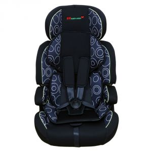 Harry & Honey High Back Baby Car Seat Lb515 Black