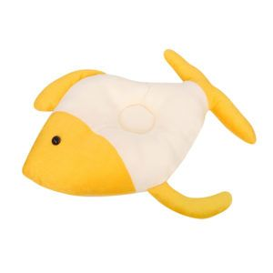 Harry & Honey Oscar Baby Pillow Offwhite-yellow