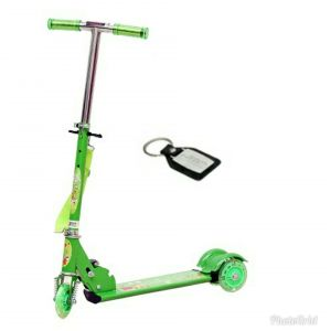Wheel Power Baby Scooter (ta 002 Green)