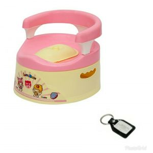 Harry & Honey Baby Potty Seat (a B 1802 Pink)