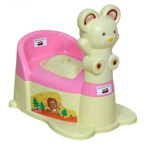 Potty seats - HARRY & HONEY POTTY SEAT A B 1810 PINK
