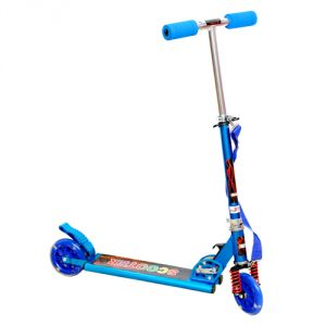 Wheel Power Ultra Wheels Baby Scooter Blue With Key Ring