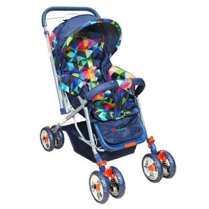 Harry & Honey Rainbow Baby Stroller With Wipes