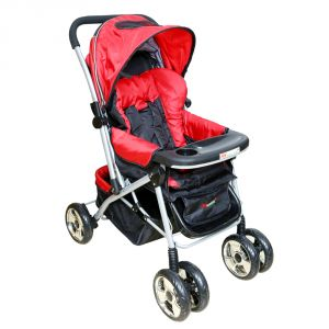 Harry & Honey Baby Stroller 8585 Red