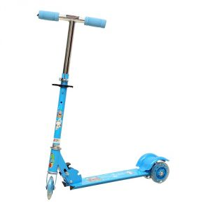 Wheel Power Bikes - WHEEL POWER BABY SCOOTER (TA 001 BLUE)