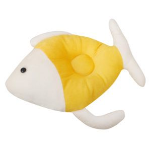 Harry & Honey Yellowtail Fish Baby Pillow