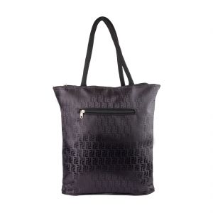 Rocks Women Handbag Black