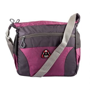 Rocks Sling And Messenger Bag For Men