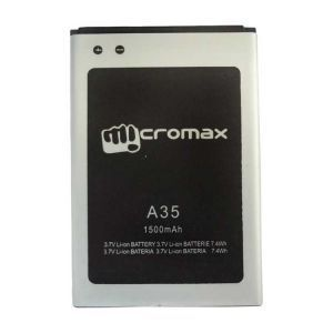 Panasonic,Micromax Mobile Phones, Tablets - Mobile Battery For Micromax A-25 With Warranty