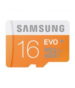 Computers & Accessories - Samsung 16GB Microsdhc Evo Class 10