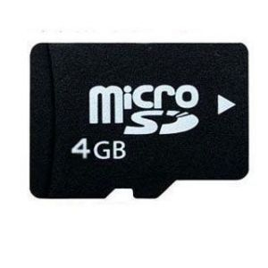 Memory Cards - 4GB Micro-sd Tf (trans-flash) Memory Card