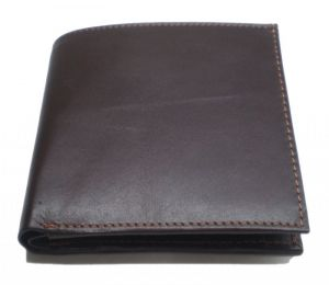 Wallets (Men's) - Pe Mens Pure Brown Leather Wallet