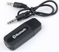 Computer Bluetooth Devices - Bluetooth Receiver Music Audio Stereo Adapter Receiver Car Aux