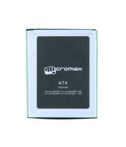 Panasonic,Quantum,Vox,Micromax Mobile Phones, Tablets - Micromax Canvas Fun A74 Replacement Li Ion Battery