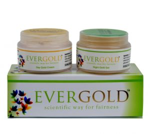Evergold Fairness Combo (day Cream Night Gel)