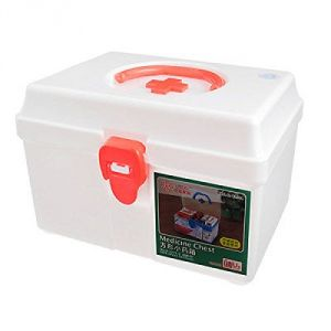 Multifunctional Medicine Box First Aid Kit And Storage Box