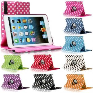 Ipad 360 Degree Rotating Stand Case For Apple Ipad 2/3/4