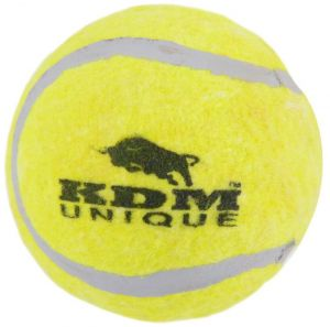 Cricket - Kdm Unique Tennis Cricket Ball ( Pack Of 6)