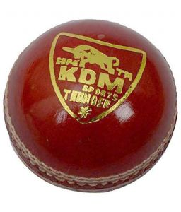 Kdm Sports Leather Ball