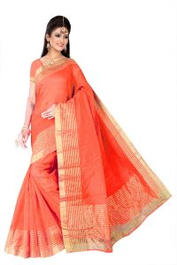 Sarees - Mahadev Enterprises supernet  Saree With Blouse ( Code - BBC59 )