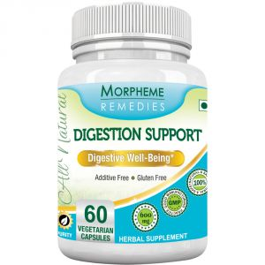 Morpheme Digestion Support 600mg Extract 60 Veg Caps
