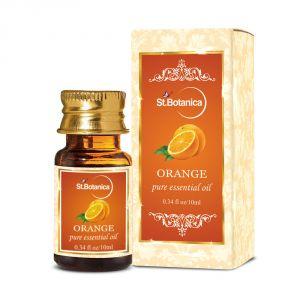 Room Fresheners - St.Botanica Orange Pure Aroma Essential Oil, 10ml