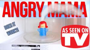 AS SEEN ON TV Microwave Oven Steam Cleaner Easily Cleans The Crud In Minutes