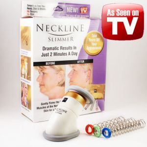 AS Seen ON Tv Portable Neckline Slimmer