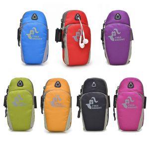 Sports Running Jogging Gym Arm Band Case Cover Holder Bag For Phones Design
