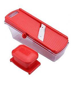 Vegelable And Dry Fruit Multiple Slicer Set Of 1