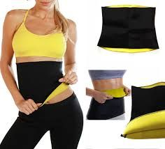 Fitness Accessories (Misc) - As Seen on TV Hot Shaper Waist Belt (Body Shaper) SIZE M