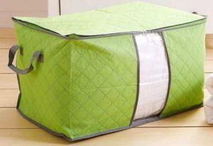 Organizer Box Clothes Bedding Bedspread Cushion Set Of 2