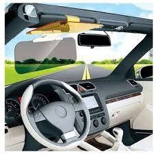 Curtain and sunshades for cars - 2 x HD Vision Visor (The Day  Night Visor)