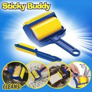 Pet Supplies - Inindia Reusable Sticky Buddy (removes Unwanted Pet Hair / Dirt From Furniture/cloth)