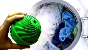 Bathroom Accessories - Washing Clothes Antibacterial Laundry Ball