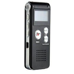 Technogeek Digital Voice Recorder