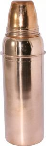 Thermos & water bottles - Clickmart Pure Copper Water Bottle 800 ml for Ayurvedic Health Benefits