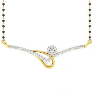 Women's Clothing - The Sanaaya Mangalsutra NS101-MS-TAN9