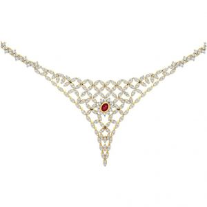 The Scarlett Necklace Ns101-nk-643
