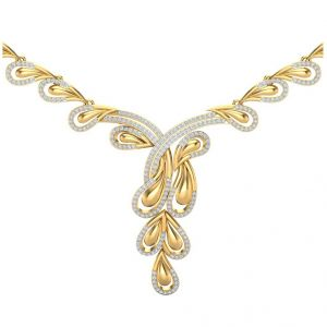 The Namisa Diamond Necklace Ns101-nk-635