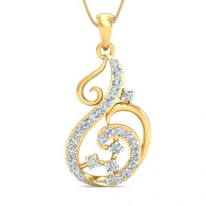 The Komal Pendant (code - Ns101-p3-pn13)
