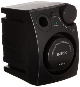 Intex It- 881s 2.1 Channel Computer Multimedia Home Theater Speakers
