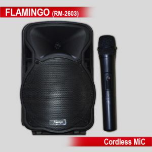 Speakers, Sub Woofers - Flamingo Speaker-RM2603