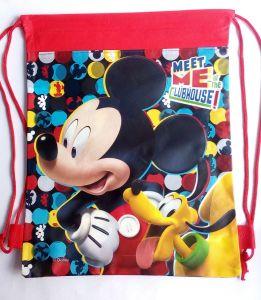 Gift covers - #12 Pcs MICKEY etc Kids Pithu Bag Best Birthday Return Gift & LOOT Bag -RG340